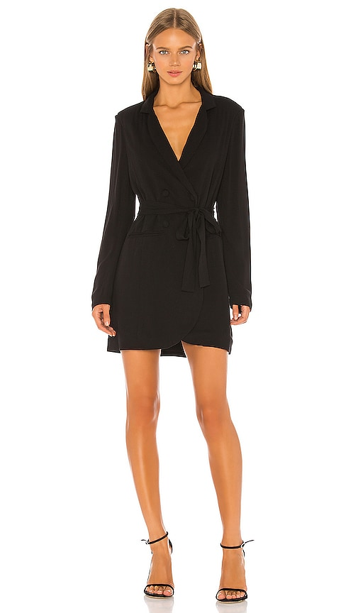 Show Stopper Blazer Dress