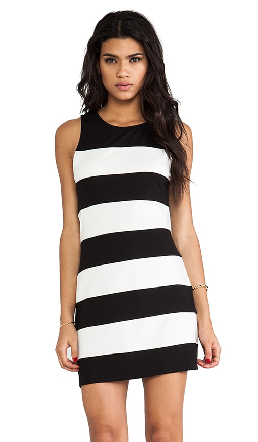 Stripe Molly Shift Dress
