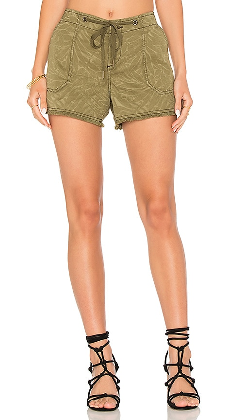 Sanctuary Playa Short in Olive