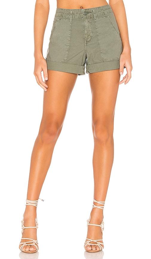 Explorer Patch Pocket Short