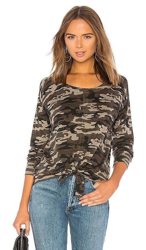 Laguna Tie Front Sweater