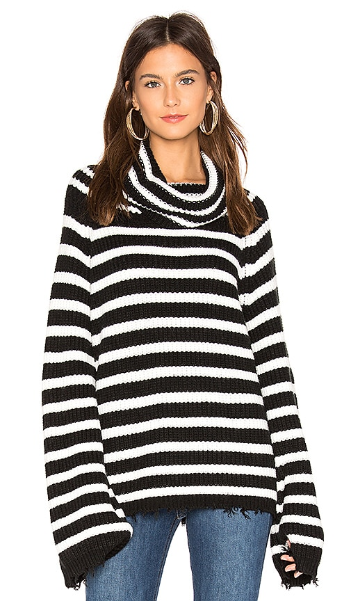 Jagger Cowl Neck Sweater