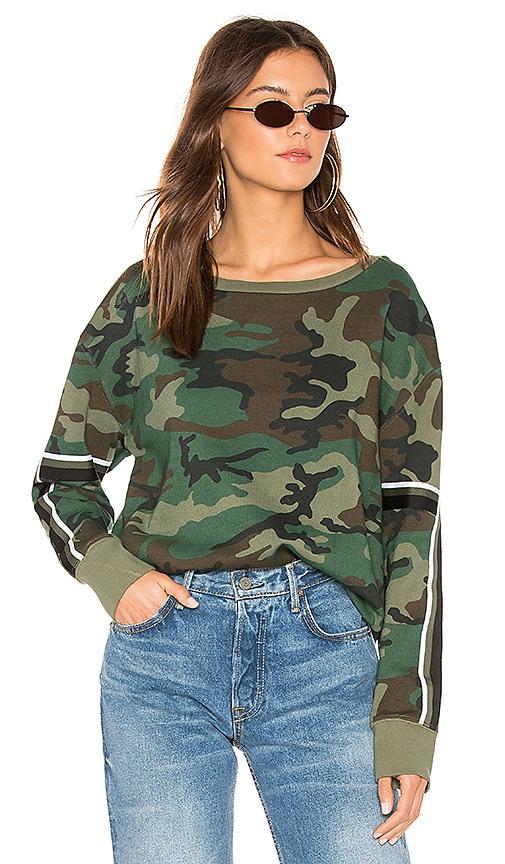 Backtrack Camo Fleece Sweatshirt