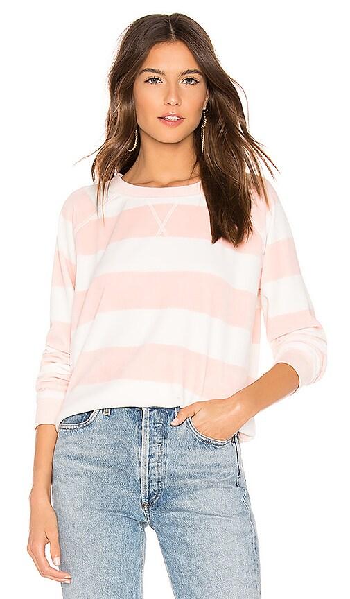La Brea Stripe Pullover
