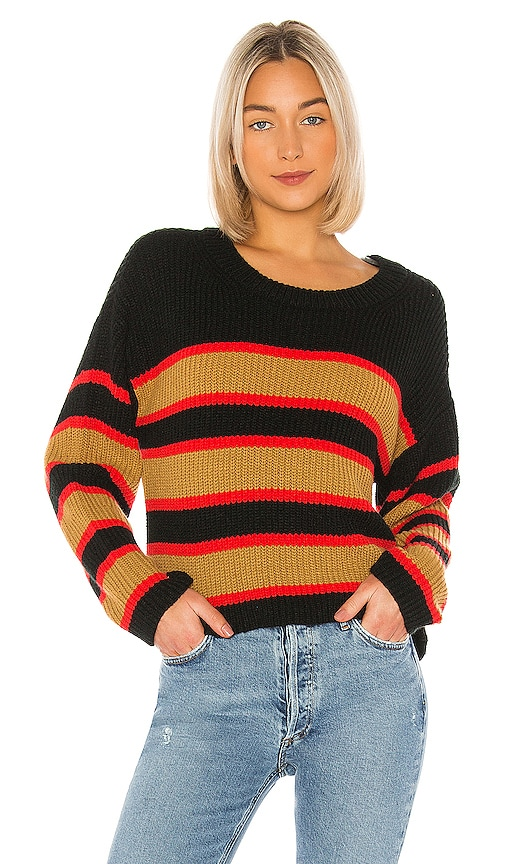 Ezra Striped Sweater