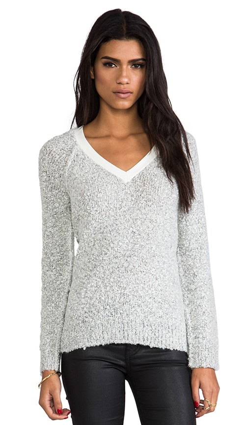 Winter V-Neck Sweater