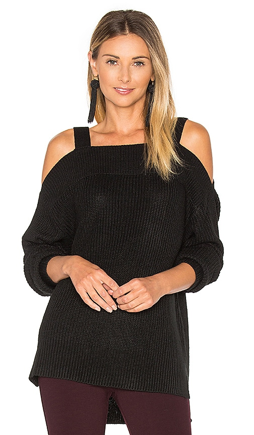 Amelie Bare Shoulder Sweater