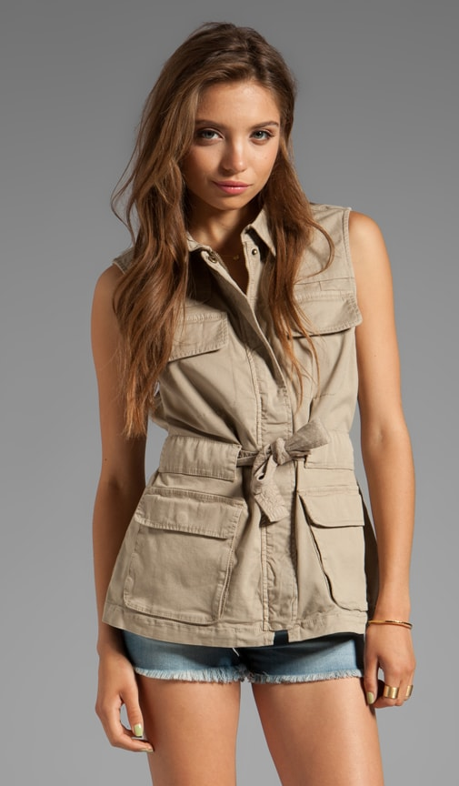 Safari in the City Safari Vest