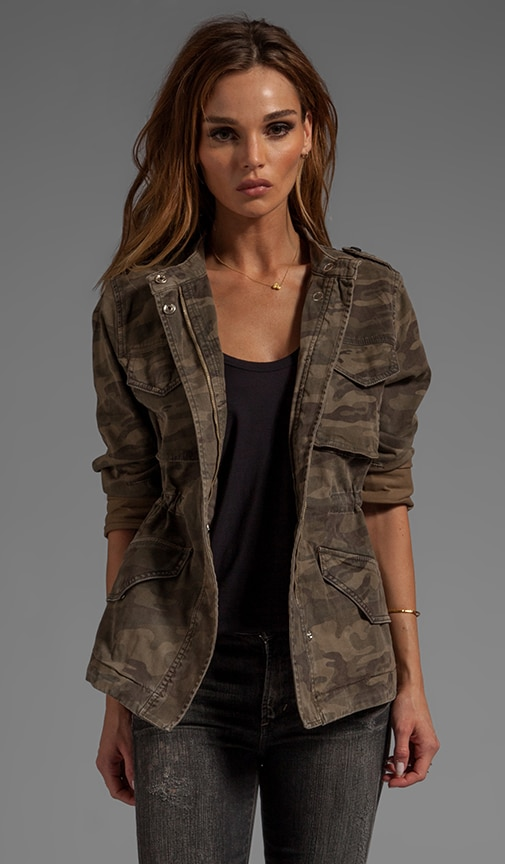Safari in the City Camo Jacket