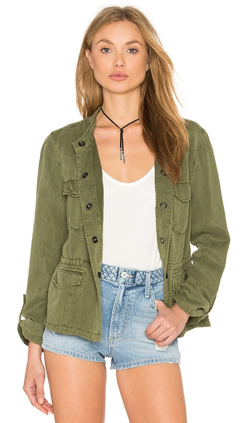 Hillside Safari Jacket