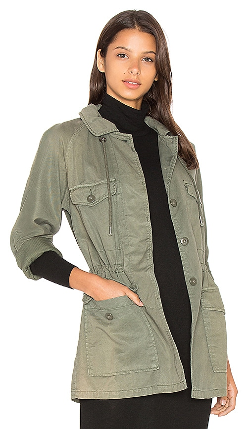 Sanctuary Tasha Parka in Army