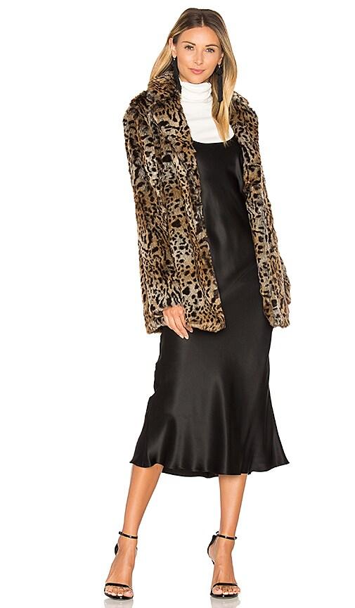 Kate Faux Fur Jacket