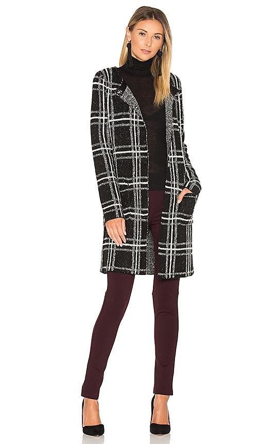 Serge City Coat