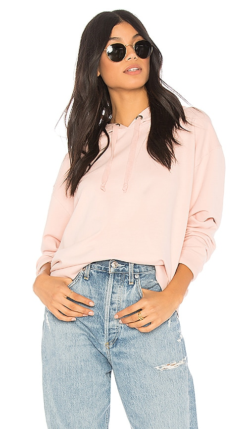 Sanctuary Venice Sweatshirt in Pink