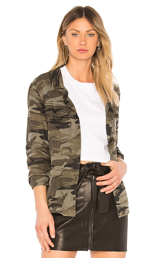 Sanctuary Peace Keeper Jacket in Army