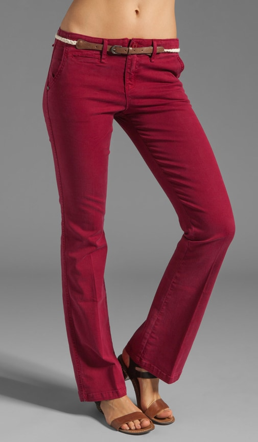 Liberty Chino Trouser with Belt