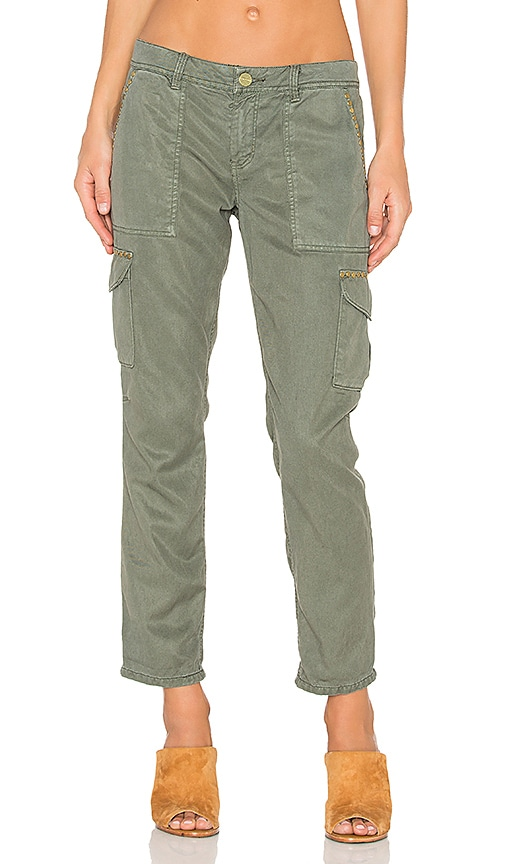 Sanctuary Stella Cargo Pant in Army