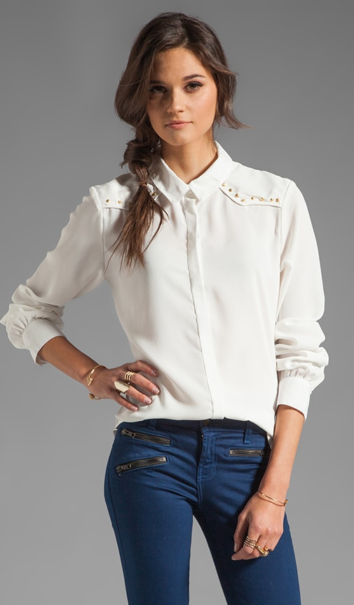 Dainty Cowgirl Top