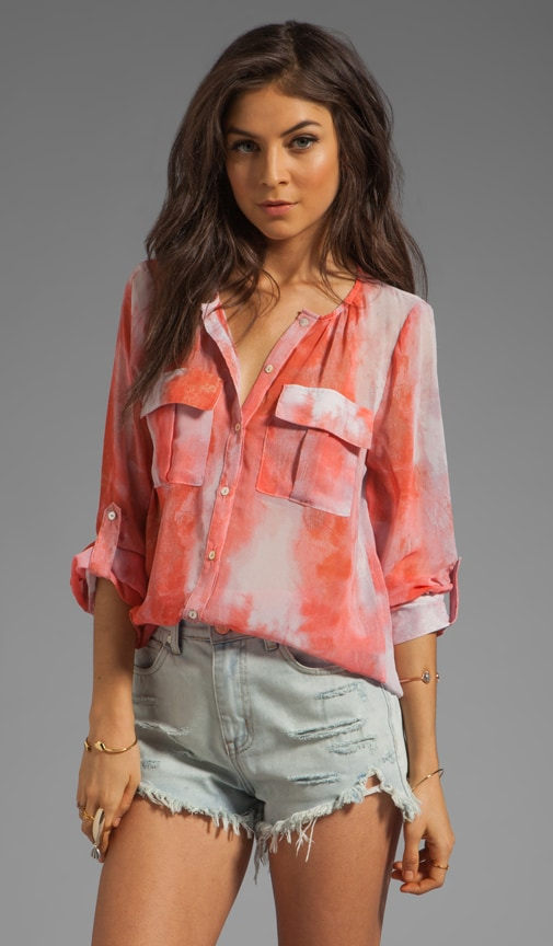 Sidewalk Cafe Blouse