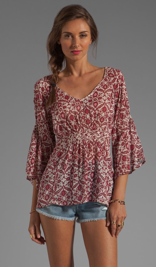 The Playa Blouse
