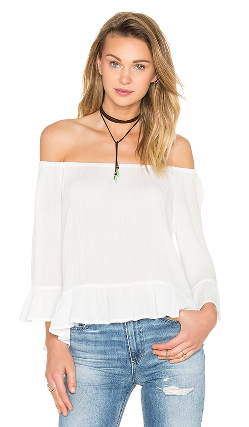 Julia Off Shoulder Top