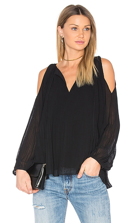 Sanctuary Sophie Blouse in Black