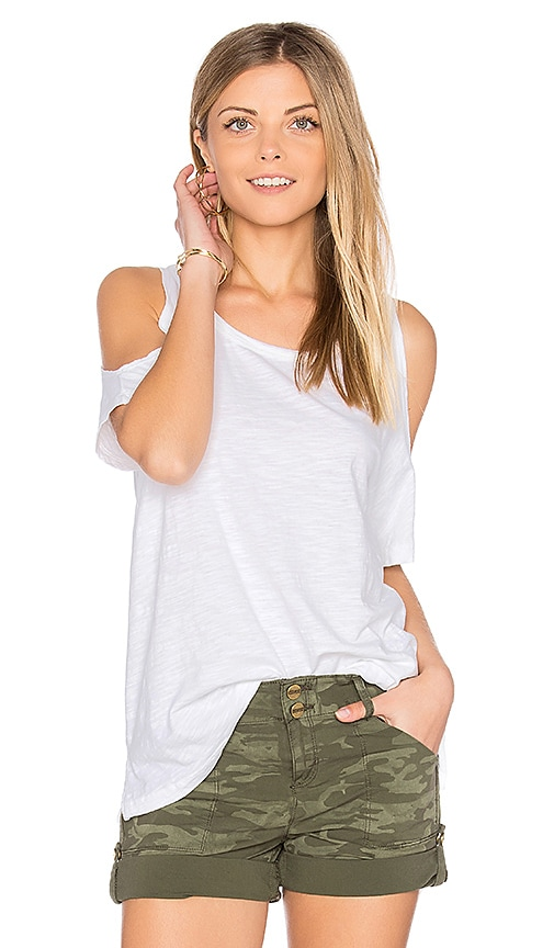 Sanctuary Lou Tee in White