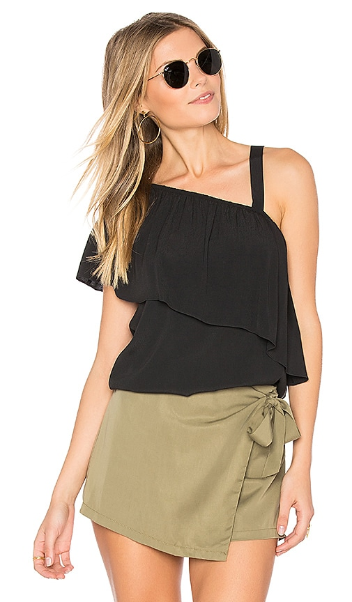 Sanctuary Felicity Top in Black