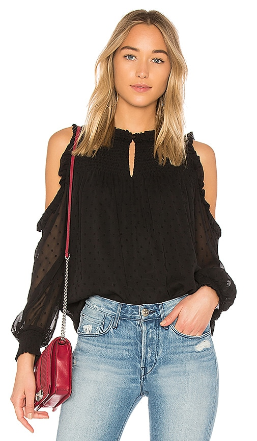 Sanctuary Wishmaker Blouse in Black