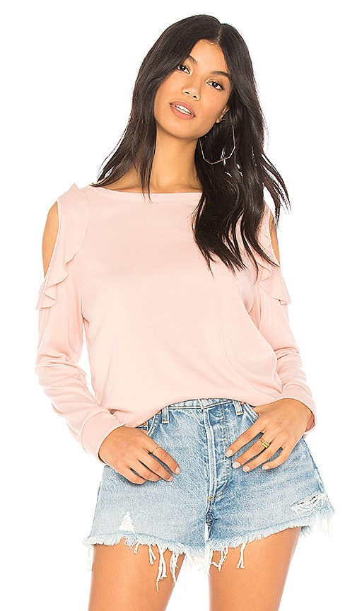 Sanctuary Ashley Tee in Pink