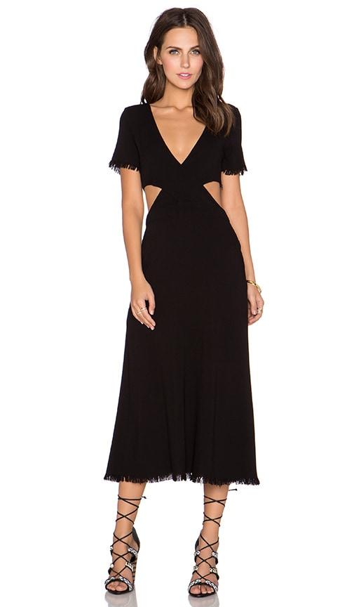 SAM&LAVI Esme Dress in Black