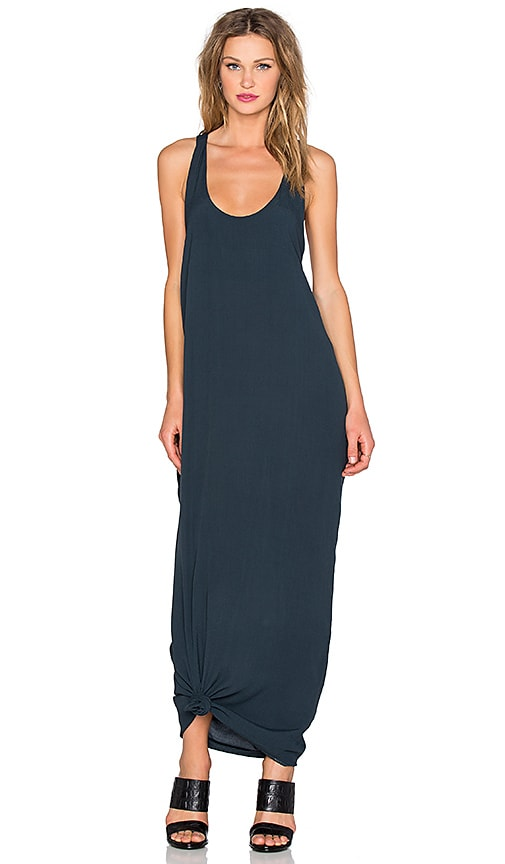 SAM&LAVI Charlie Maxi Dress in Midnight