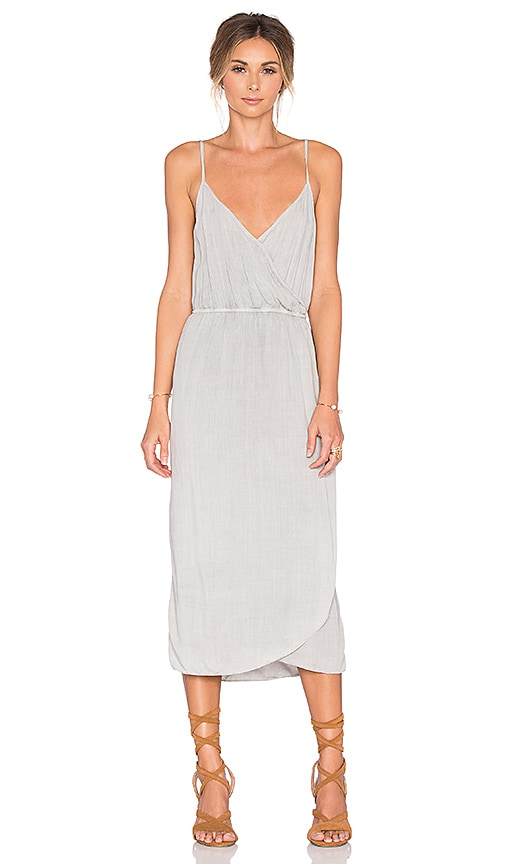 LAVI by SAM&LAVI Andrea Dress in Gray