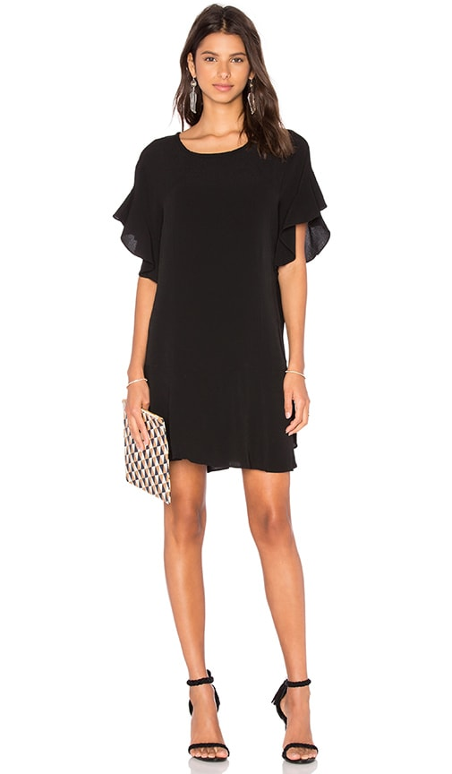 LAVI by SAM&LAVI Elie Dress in Black