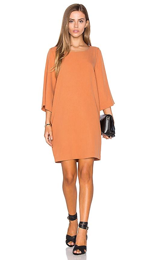 SAM&LAVI Atal Dress in Orange