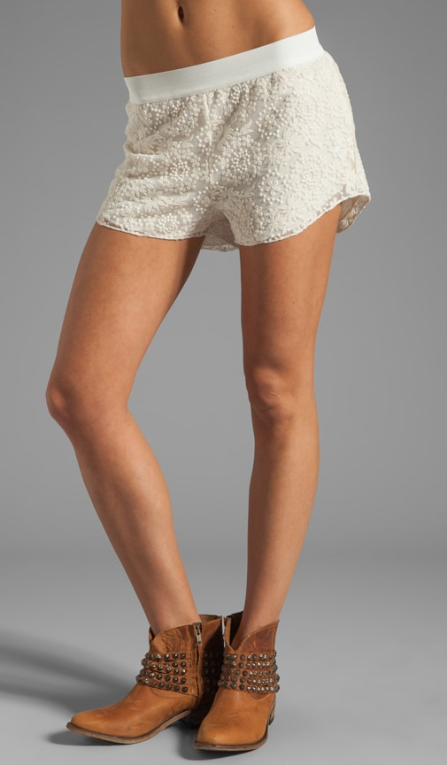 Blanche Lace Shorts