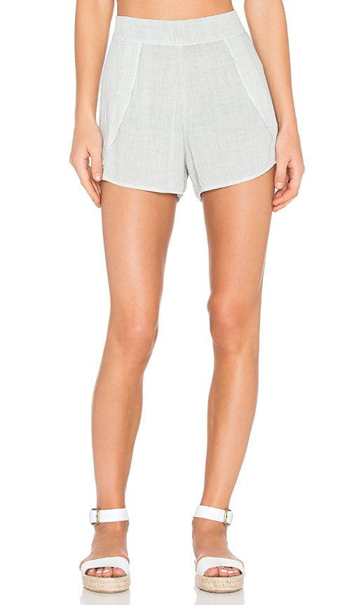LAVI by SAM&LAVI Lindsay Short in Light Gray