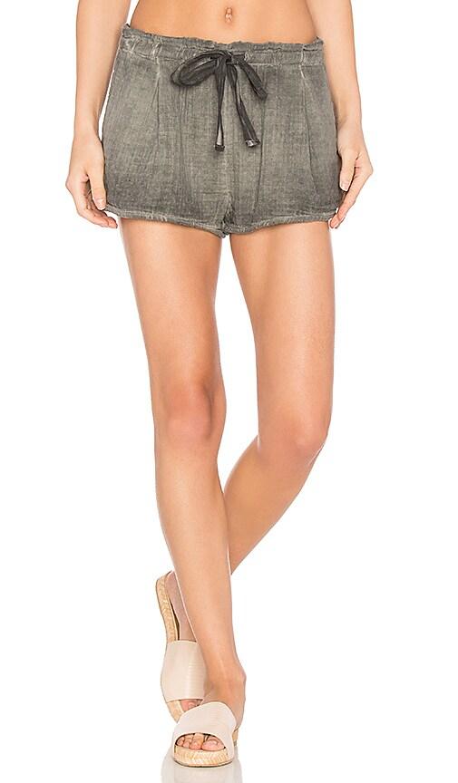 LAVI by SAM&LAVI Bae Shorts in Charcoal