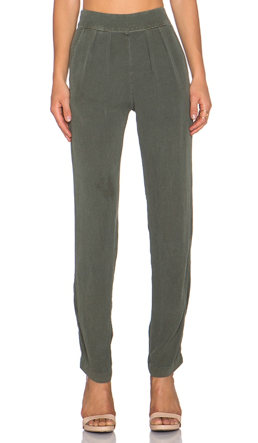 SAM&LAVI Mya Pant in Military