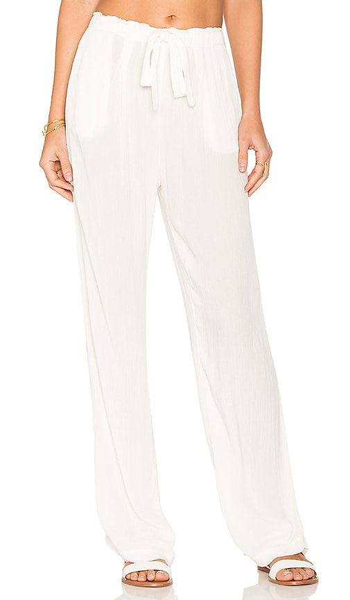 LAVI by SAM&LAVI Fifi Pant in White
