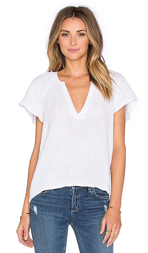 LAVI by SAM&LAVI Avery Top in White