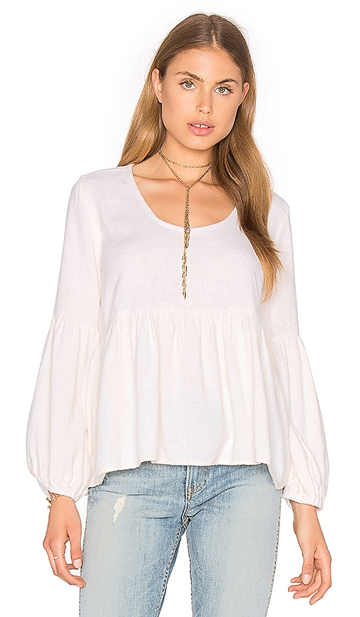 LAVI by SAM&LAVI Joss Top in Beige