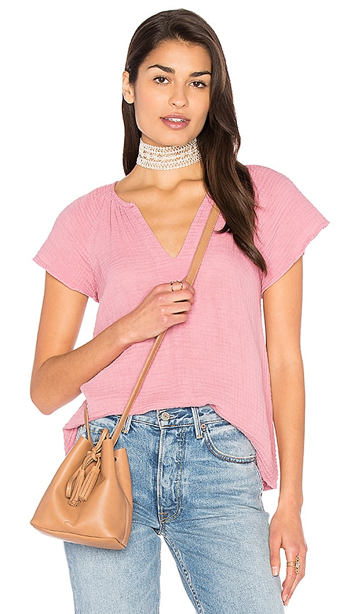 LAVI by SAM&LAVI Avery Top in Pink