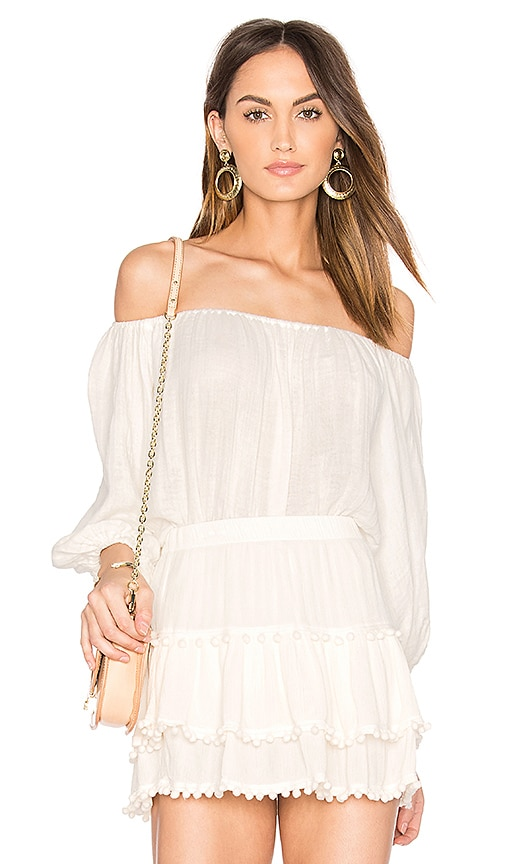 LAVI by SAM&LAVI Nola Top in White