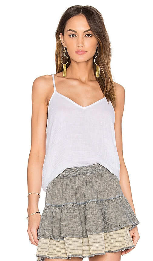 LAVI by SAM&LAVI Eve Top in White