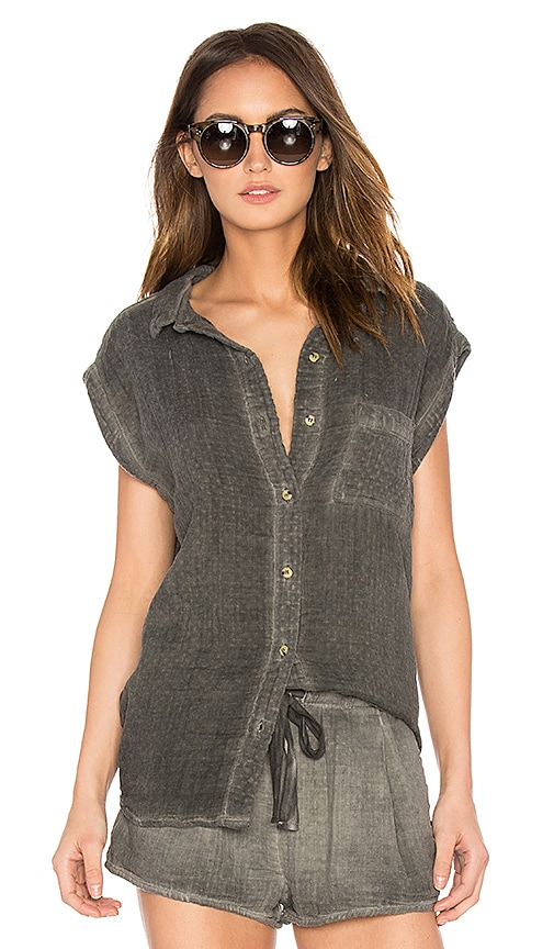 LAVI by SAM&LAVI Jessie Top in Charcoal