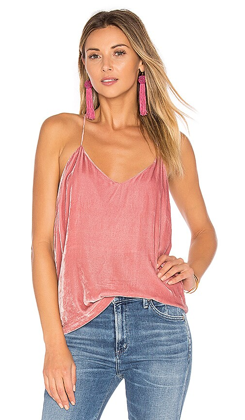SAM&LAVI Bella Top in Pink