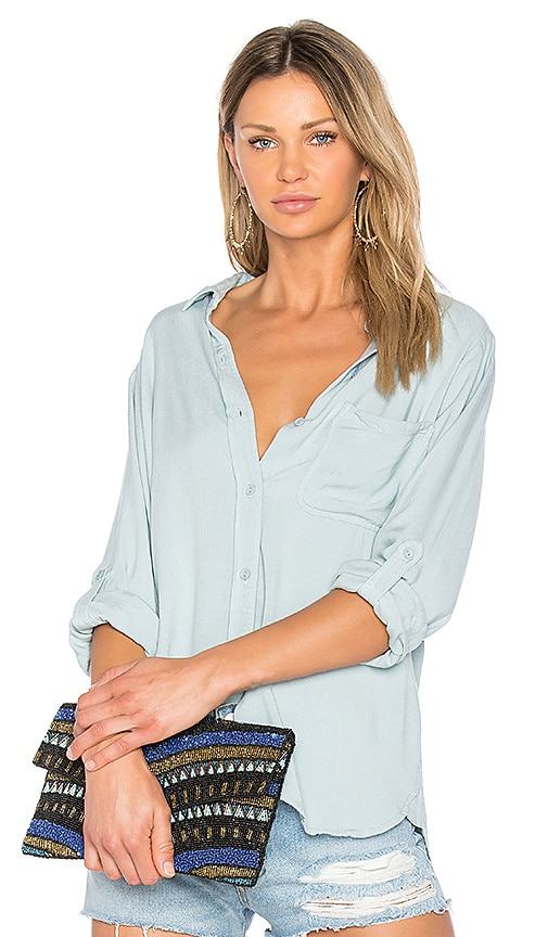 SAM&LAVI Fern Shirt in Blue