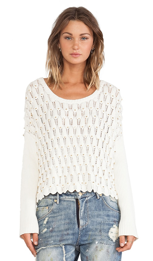 The Cover-Up Sweater
