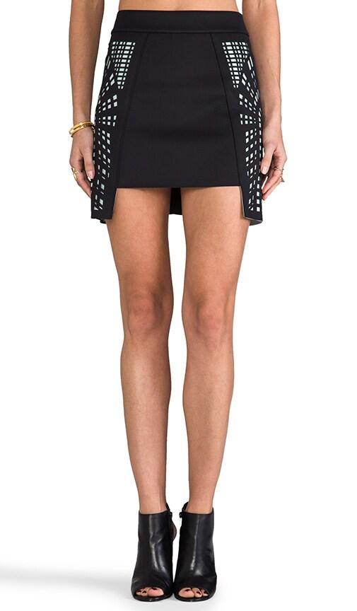 Snap-Shot Skirt